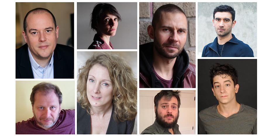 Portraits comédiens Dunsinane